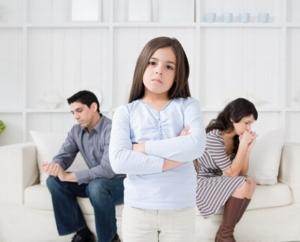 С кем останутся дети после развода