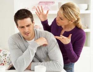 Что не следует говорить мужу