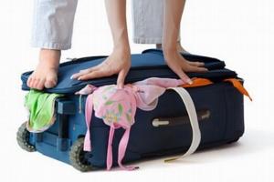 Сбор чемоданов