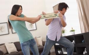 Соглашение о разделе долга