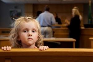 Процедура развода с ребенком