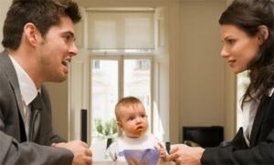 Как развестись с ребенком через суд