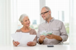 Алименты родителям-пенсионерам