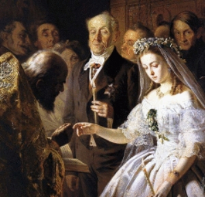 """Как появилось понятие """"гражданский брак"""""""
