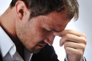 Переживания мужчины после развода
