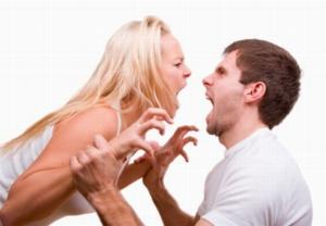 Разрыв отношений с мужем, шок