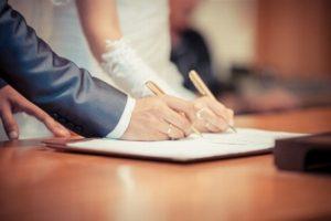 Общая собственность супругов, соглашение