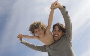 Как можно оставить ребенка отцу