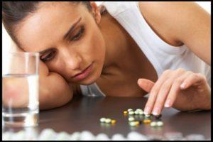 Таблетки от депресии