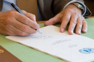 Иск для признания недействительным брачного контракта
