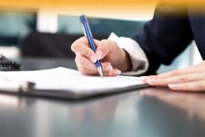 Заявление и документы для развода
