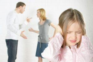 Как подавать на развод если есть ребенок
