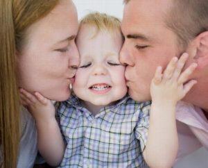 Развод при наличии детей, особенности