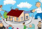 Развод с детьми и ипотекой