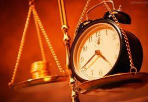 Сколько времени нужно на развод