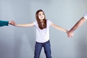 Ребенок после развода, с кем оставить