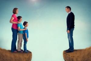Обязанности отца после развода