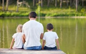 На что отец имеет право после развода