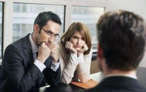 Помощь семейного адвоката при разводе