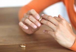 Заявление на развод образец