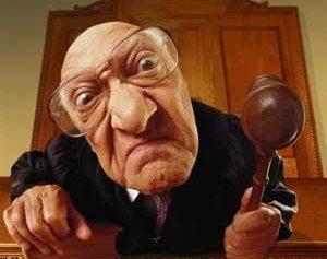 Куда подавать иск, какому судье