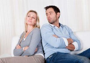 Наиболее кризисные моменты брака